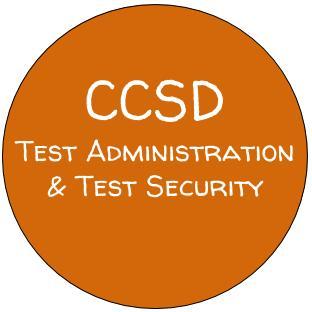 CCSD Test Admin